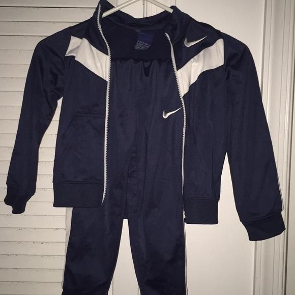 Kids Nike Jogger Suit